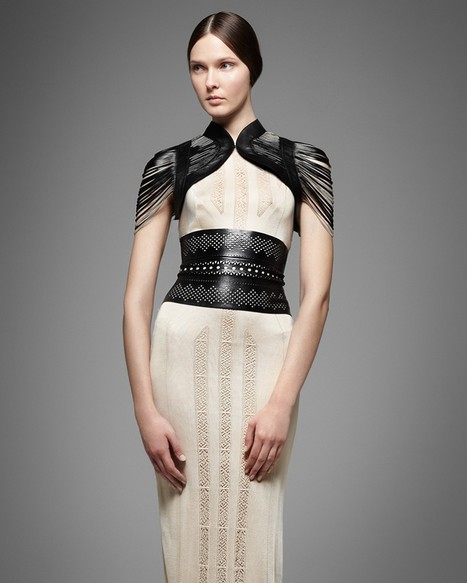 Jitrois Spring 2013 Collection Offers Medieval Inspired Fashion | kavp | Scoop.it