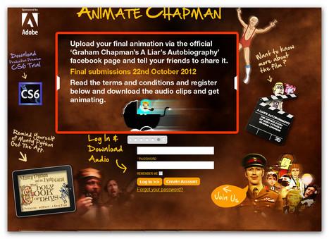 Love Monty Python? - Animate Chapman Competition | Machinimania | Scoop.it