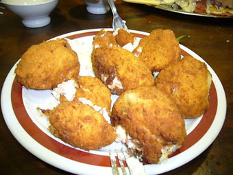 Top 5 Places for Croquettes - The Cheap In Madrid Blog | Visit Spain | Scoop.it