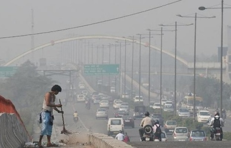 Inde: Delhi, capitale la plus polluée du monde | Développement durable et efficacité énergétique | Scoop.it