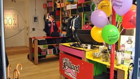 Une boutique 100 % Gaillard - Office de Tourisme de Brive Agglo | Actualités du Limousin pour le réseau des Offices de Tourisme | Scoop.it
