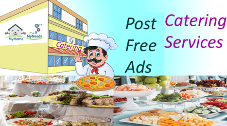 Catering Services in Coimbatore - Myhome-myneeds.com | Home Needs in Chennai | Scoop.it
