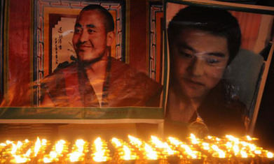 Tibetan protest erupts after self-immolation, reports say   Nos vies aujourd'hui - Our lives today   Scoop.it