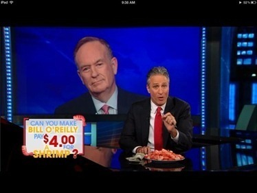 Notable New iPad Apps: The Daily Show Headlines — iPad Insight | Winning The Internet | Scoop.it