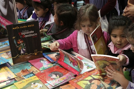 Argentina Exhibits Growing Professionalization in Children's Publishing : Publishing Perspectives | Young Adult and Children's Stories | Scoop.it