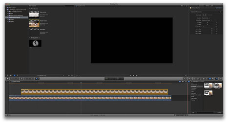 Review: CoreMelt TrackX tracker in Final Cut Pro X | Photography at large | Scoop.it
