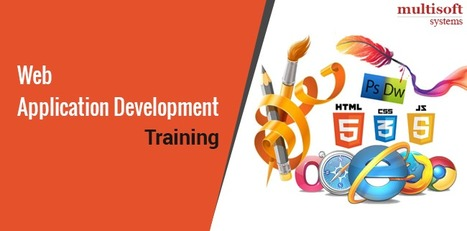 Web Application Development Training – A Doorway to a Stable and Secure Career Option | industrial training | Scoop.it