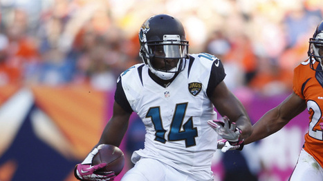 Jacksonville Jaguars WR Justin Blackmon is Undervalued in 2014 Fantasy Football Drafts   NFL Fantasy Football   Scoop.it