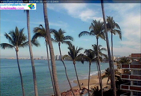 Puerto Vallarta Mexico 2 - Webcams.Travel | #MexicoDigital | Scoop.it