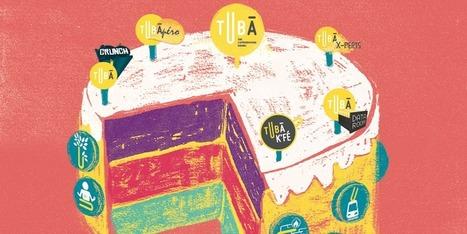 09.12.15 | Le TUBÀ a 1 an déjà ! | Innovation @ Lyon | Scoop.it