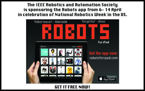 Home - IEEE Robotics and Automation Society | Robotica & dintorni | Scoop.it