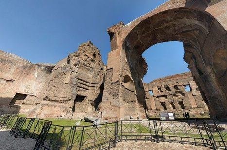 Terme di Caracalla a 360° | LVDVS CHIRONIS 3.0 | Scoop.it