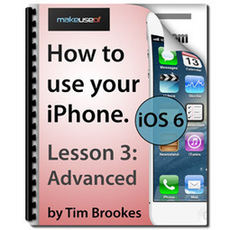 MANUAL : How To Use Your iPhone, Part 3: Advanced | Websites and Social Media | Scoop.it