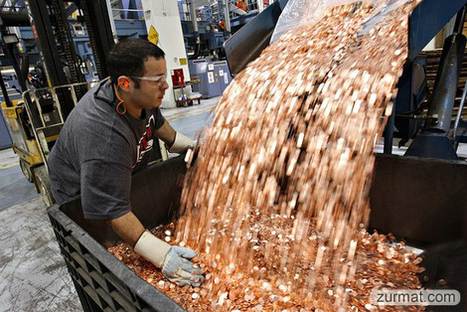 Samsung pays Apple $1 Billion sending 30 trucks full of 5 cent coins | Crap You Should Read | Scoop.it