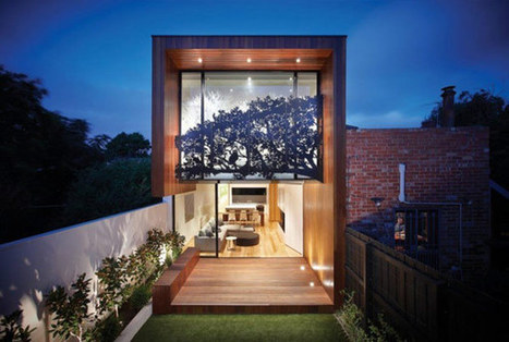 Spectacular Modern Features Displayed by Nicholson Residence in Australia   Extreme Architecture   News, E-learning, Architecture of the future at news.arcilook.com   Architecture news   Scoop.it