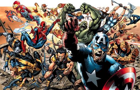Marvel met 700 comics en accès libre | Copyright Madness | Scoop.it