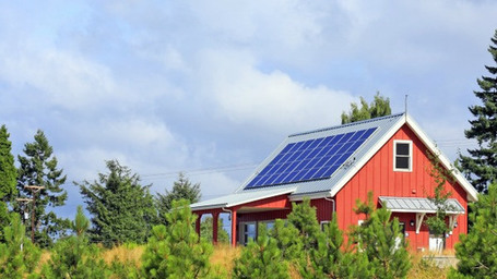 Utilities vs. rooftop solar: What the fight is about | Sustainable Futures | Scoop.it