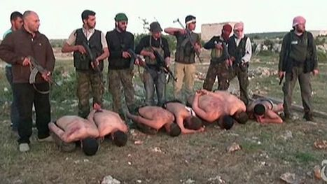 Pro-strike lawmakers mum as startling videos surface of Syrian rebels - Fox News | Syria | Scoop.it