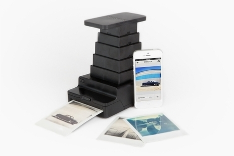 The Impossible Instant Photo Lab | iPhoneography-Today | Scoop.it