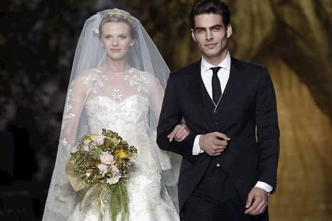 Pronovias cierra la semana de la moda nupcial de Barcelona - RTVE | CULTURA | Scoop.it