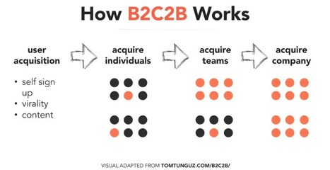 Building a B2C2B Content Strategy | CustDev: Customer Development, Startups, Metrics, Business Models | Scoop.it