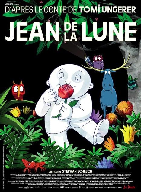 Coloriages et dossier pédagogique Jean de la lune à télécharger sur milan-ecoles   jean de la lune   Scoop.it