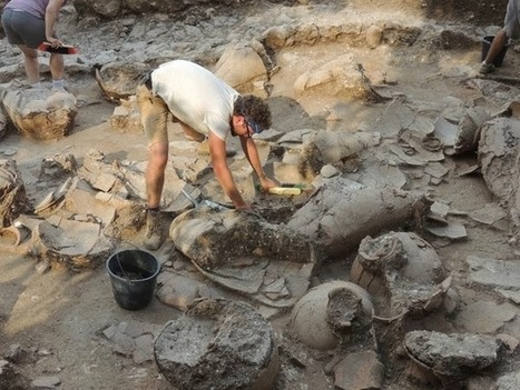 The Archaeology News Network: 3,700 year old wine cellar found in Israel | The Related Researches & News of Dr John Ward | Scoop.it