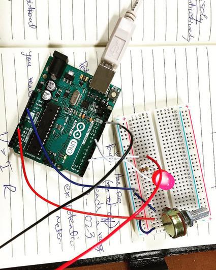 Insta-Arduino | Learning to code! #Arduino #DigitalFutures by... | Raspberry Pi | Scoop.it