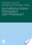 Journalismus Online - Partizipation Oder Profession?   Journalismus - Online   Scoop.it