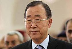 United Nations chief 'deeply concerned' by Hezbollah's role in Syria war - NDTV | What's going on in the United Nations | Scoop.it