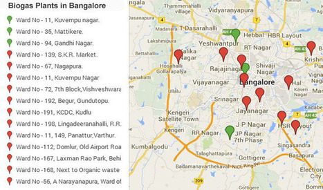 BBMP Plans Biogas plants in every ward of Bangalore | TGS Layouts | Scoop.it