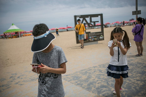 How Pokémon Go might actually be helping kids with autism | 21Century Education | Scoop.it