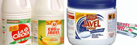 L'eau de javel, l'eau qui désinfecte... à mort | Toxique, soyons vigilant ! | Scoop.it