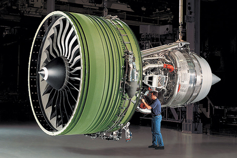 GE Turns to 3D Printers for Plane Parts - Businessweek | Technology, invention, future thinking | Scoop.it