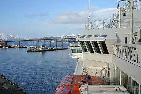Hurtigruten : webcams panoramiques 360° aux escales au Finnmark en Norvège | Hurtigruten Arctique Antarctique | Scoop.it