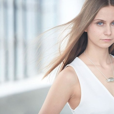 This necklace is also a panic button for bad dates  (Wired UK)   Global Innovation   Scoop.it