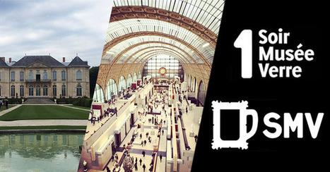 Un Soir, un Musée, un Verre dévoile son nouveau site internet pour fêter ses cinq années d'existence. | Clic France | Scoop.it
