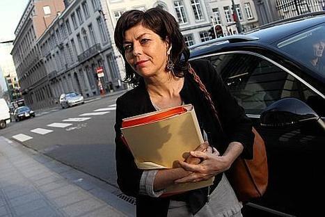 Des malfrats volent la voiture de fonction de Joëlle Milquet | Belgitude | Scoop.it