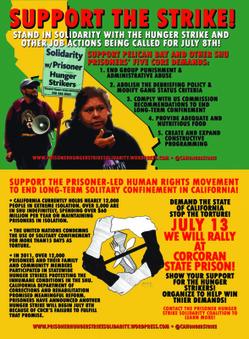 California prisoners inspire the world   SocialAction2014   Scoop.it