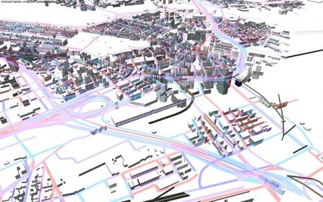 3D – Not Just for TV and Games Any More   Geographic Information Technology   Scoop.it