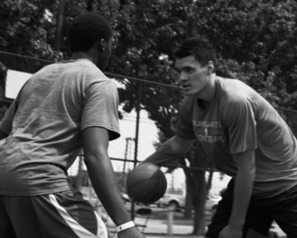 Spark and Steven Adams team up to bring pick-up basketball to Auckland | Sustainable Entertainment - #OneYoungWorld - #HavasSE | Scoop.it