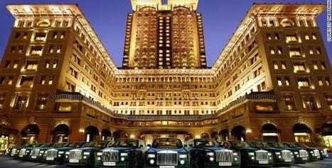 Luxury hotels on the Strip | room hotel travel | Scoop.it