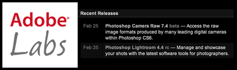 Canon EOS-1D C: Adobe posts Lightroom 4.4 and ACR 7.4 release candidates   firma operante opinie   Scoop.it