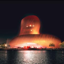 Lever de rideau sur le futur Centre Culturel et Touristique du Vin - AQUI !   Agritourisme et gastronomie   Scoop.it