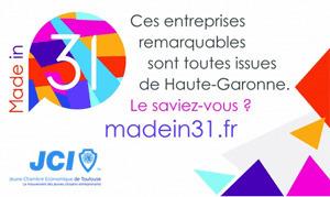 Made in 31 : rendez-vous le 4 juin | La lettre de Toulouse | Scoop.it