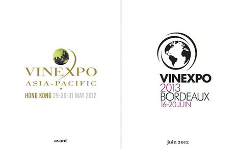 Vinexpo dévoile son logo pour 2013   Tag 2D & Vins   Scoop.it