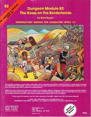 Top 10 D&D Modules I Found in Storage This Weekend #2 (GeekDad Wayback Machine) | All Geeks | Scoop.it