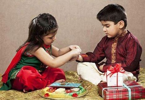 Happy Raksha Bandhan 2015 Quotes, Messages, Images and Songs | Just Web World | Scoop.it
