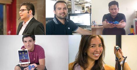 Revista internacional premia a 5 peruanos por sus proyectos tecnológicos | Noticias | Agencia Andina | Ergonomía | Scoop.it