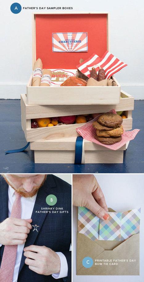 Father's Day DIY Ideas | DIY pour enfants | Scoop.it